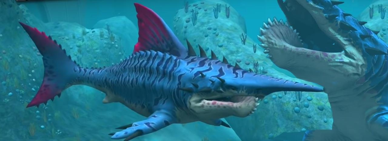 Helicoprion es el tiburón prehistórico con sierra circular